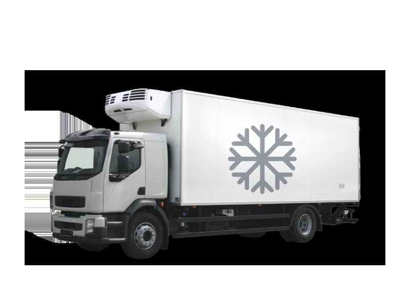 Контроль температуры и уcловий рефрижераторных перевозок